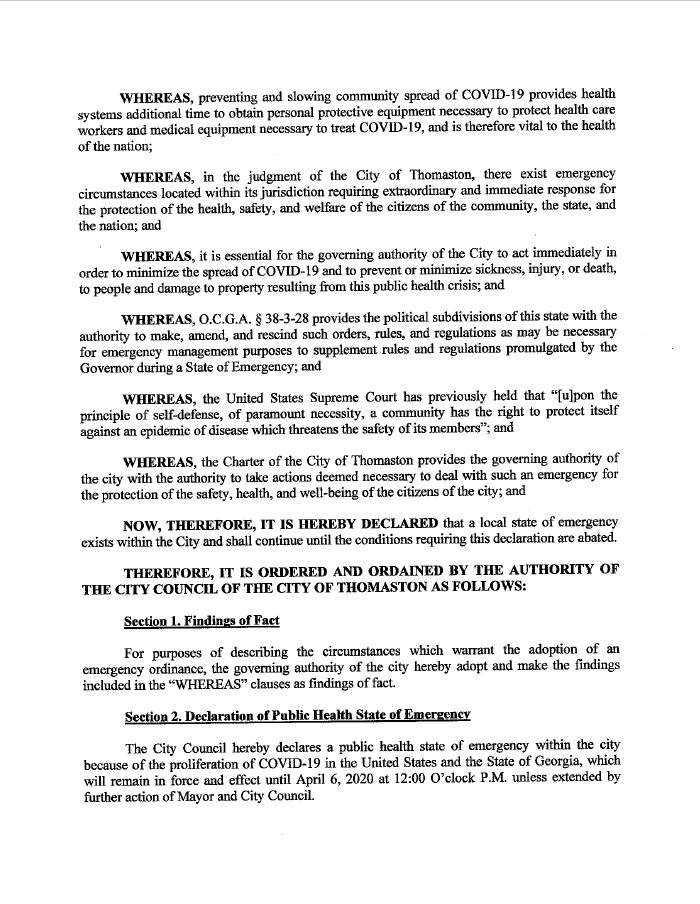 Resolution Page 2
